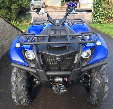 Quadtech utility quad road kits yamaha qt rk for Yamaha warranty registration